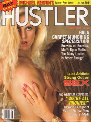 Hustler - May 1990