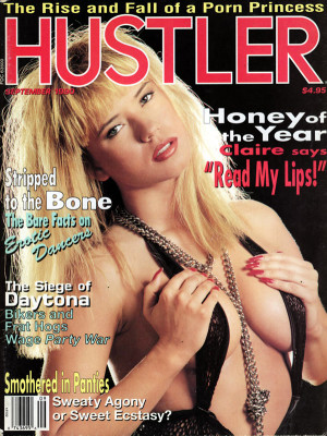 Hustler - September 1990