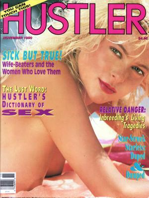 Hustler - November 1990