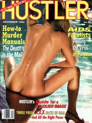 Hustler - December 1990