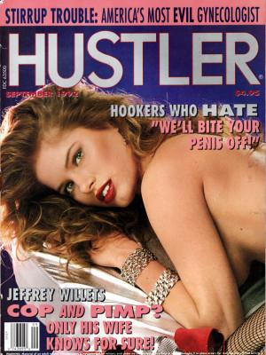 Hustler - September 1992