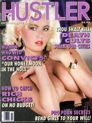 Hustler - October 1992
