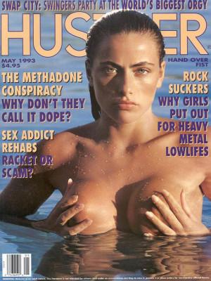 Hustler - May 1993