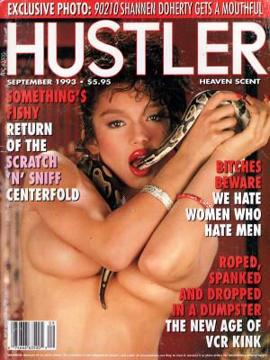 Hustler - September 1993