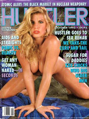Hustler - October 1993