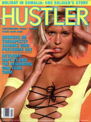 Hustler - December 1993