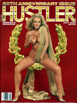 Hustler - July 1994