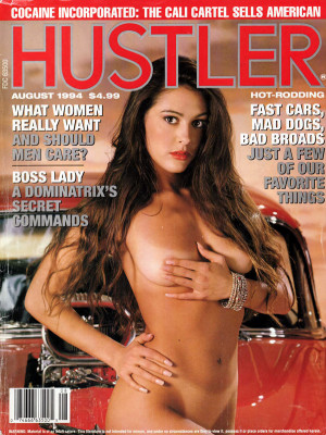 Hustler - August 1994