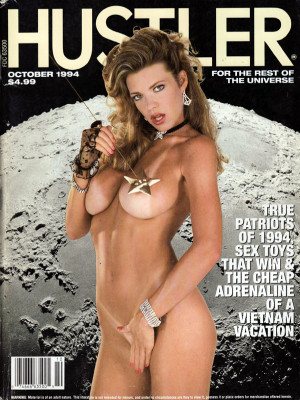 Hustler - October 1994