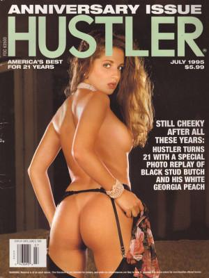 Hustler - July 1995