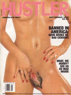 Hustler - September 1995