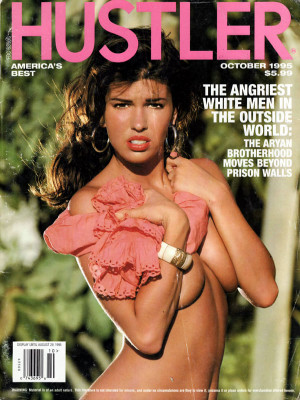 Hustler - October 1995