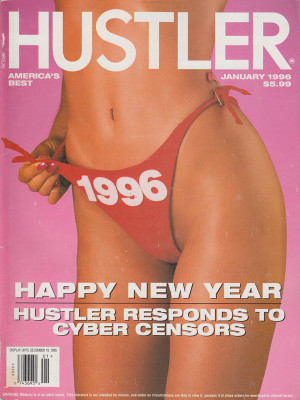 Hustler - January 1996