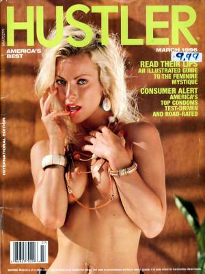 Hustler - February 1996