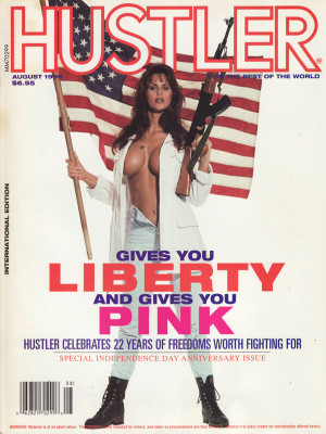 Hustler - July 1996
