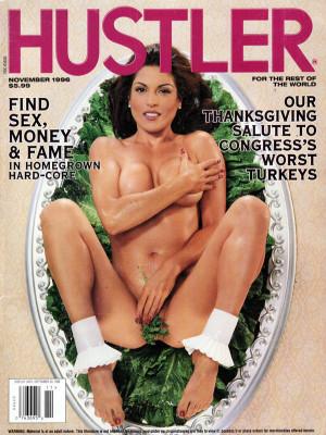 Hustler - November 1996