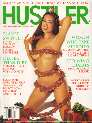 Hustler - Holiday 1996
