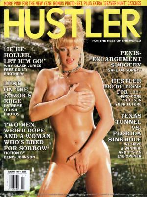 Hustler - January 1997