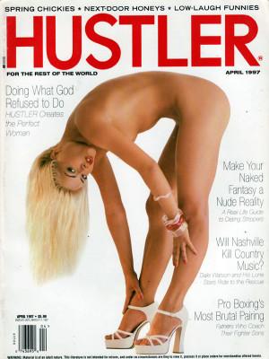Hustler - April 1997