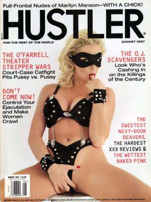 Hustler - August 1997