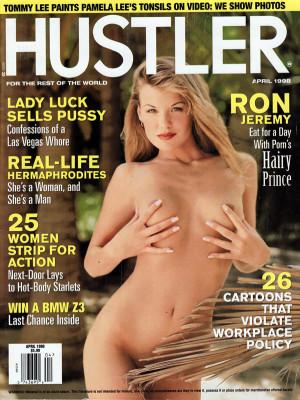 Hustler - April 1998