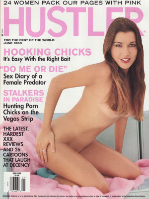 Hustler - June 1998