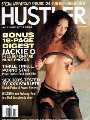 Hustler - July 1998