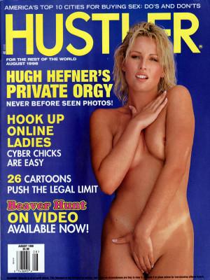 Hustler - August 1998