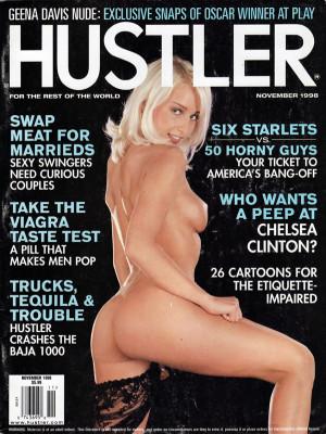 Hustler - November 1998