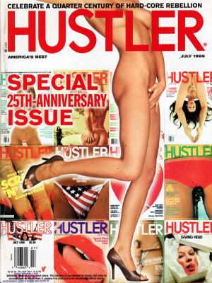 Hustler - July 1999
