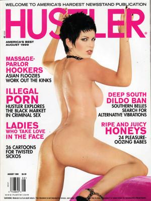 Hustler - August 1999