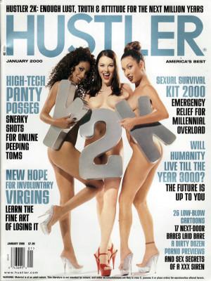 Hustler - January 2000