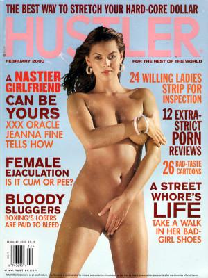Hustler - February 2000