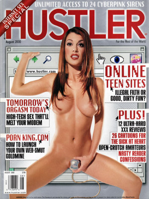 Hustler - August 2000