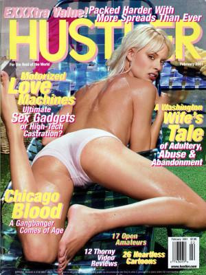 Hustler - February 2001