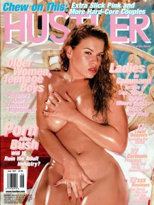Hustler - June 2001