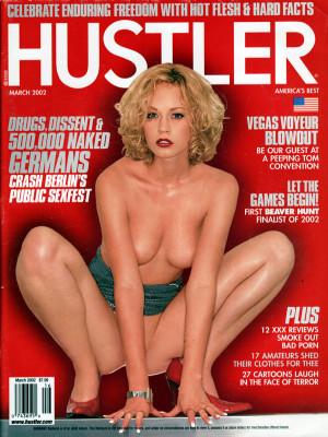 Hustler - March 2002