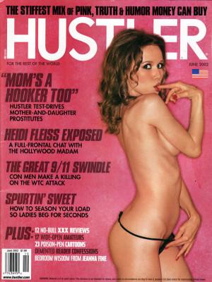 Hustler - June 2002
