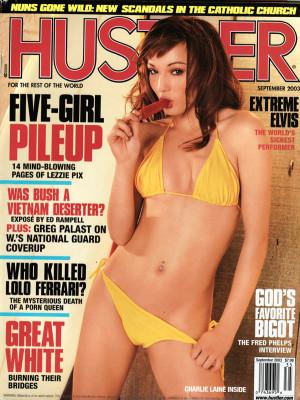 Hustler - September 2003