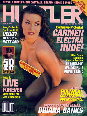 Hustler - March 2006