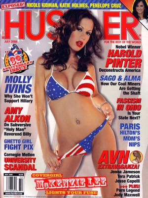 Hustler - July 2006