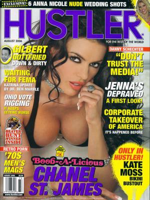 Hustler - August 2006