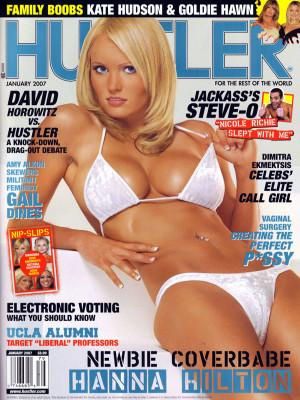 Hustler - January 2007