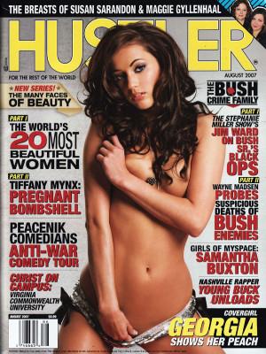 Hustler - August 2007