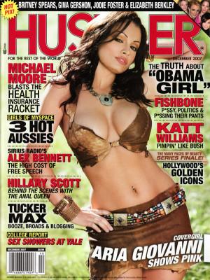Hustler - December 2007