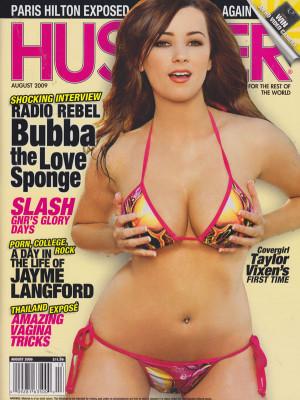 Hustler - August 2009