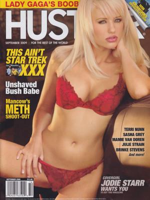 Hustler - September 2009