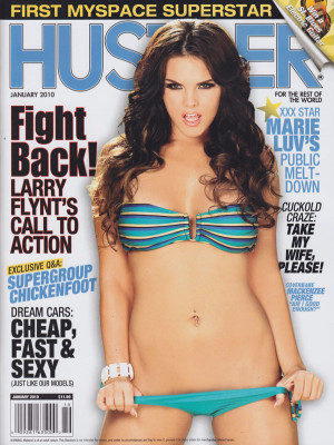 Hustler - January 2010