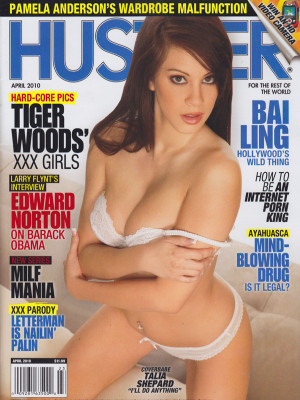 Hustler - April 2010