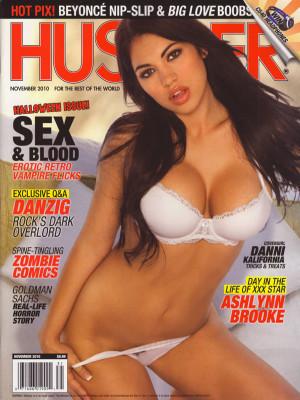 Hustler - November 2010